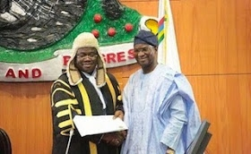 Lagos Assembly Passes N489.7b As Budget For 2015
