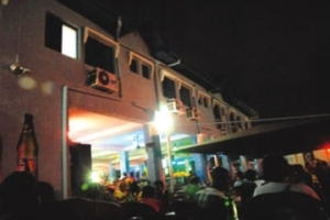 Lagos Bar Where Male S@x Workers Hustle For Clients
