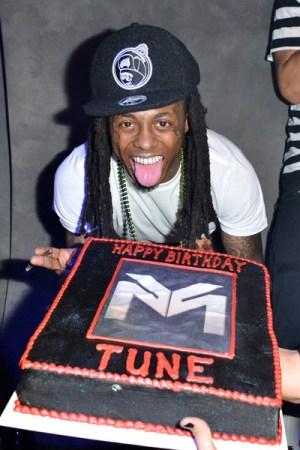 Lil Wayne's Rumored Girlfriend Throws Him A Surprise Birthday Bash | PHOTOS