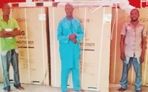 Live News: Pastor claims he hij*cked truck with N25m goods to sustain his church (Photo)