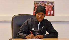 Liverpool Signs Nigeria