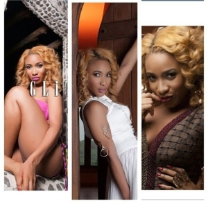 LoL! Tonto Dikeh Says She Has No Ass or Hips that can Save her Awesome Life
