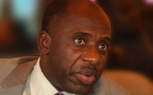MY AIDE KIDNAPPED WAS POLITICALLY MOTIVATED –AMAECHI