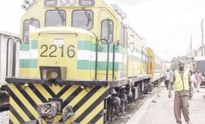 Man With Earphone On Killed By Train In Lagos