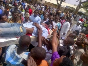 Man shot dead as violence breaks out at INEC office in Bauchi