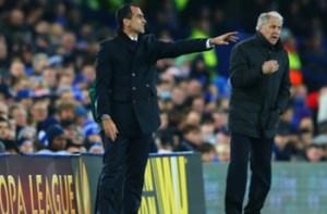 Martinez: Winning trophies is in Everton