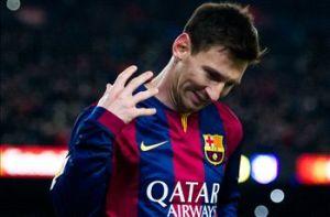 Mathieu confirms Messi-Luis Enrique training-ground row