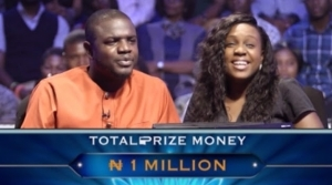 Meet The Couple Who Won N1m In Who WantsTo Be A Millionaire Valentine Edition