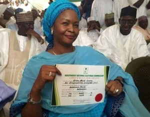 Meet The Woman Who Wants To Be First Female Senate President In Nigeria