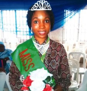 Meet the Lagos Nursing Student who Just Emerged Miss Virgin