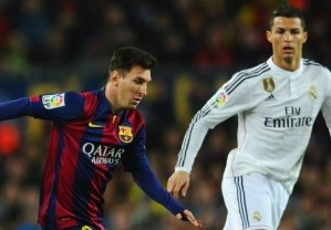 Messi & Ronaldo in a league of their own - Bacca