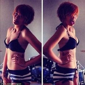 Michael Jackson's Daughter Paris Jackson Shows Off Her Hot Body In Bikini | Photo