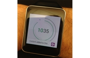 Microsoft  OneNote comes  to Android Wear,  gets updated for  iOS 8 and WP8