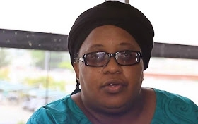 Mildred Okwo throws epic shade at some
