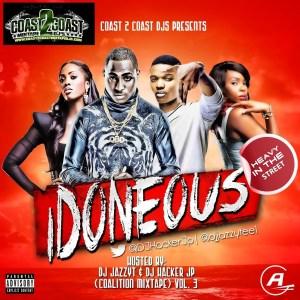 Mix: DJ Hacker Jp & DJ Jazzy T - Idoneous Vol 3