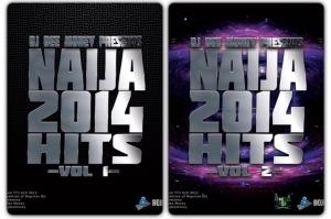 Mix: Dj Dee Money - Naija Hits 2014 (Vol. 1&2)