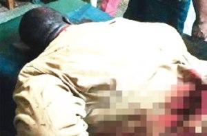 Mr. Razak Momoh Attacked by Gunmen in Assembly quarters