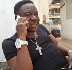 Mr Ibu Acquires New Mansion In Lagos
