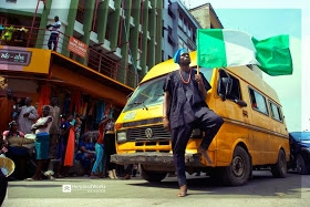 Mr Nigeria Releases New Photos To Celebrate Nigeria's 54th Independence