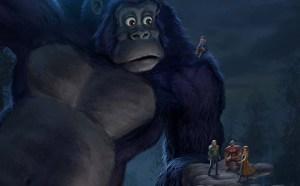 Netflix to launch  a King Kong  cartoon for kids  in 2016