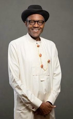 New Campaign Photos From Gen. Mohammadu Buhari's Camp