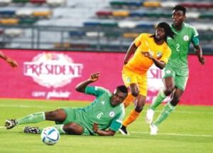News: Ivory Coast Vanquish Nigeria In Yesterday