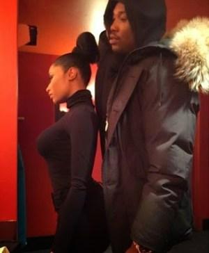 Nicki Minaj Celebrates Her Boyfriend