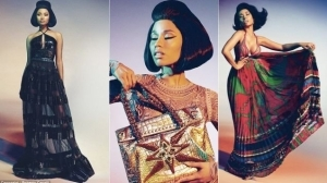 Nicki Minaj is the new face of Roberto Cavalli's S/S 2015 Campaign