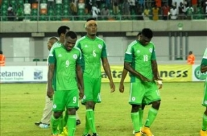 Nigeria end 2014 Fifa ranking in 43rd place