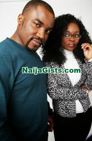 Nigerian Actor Michael Bobby Obodo Finds New Girlfriend In UK, Dumps Jackie Appiah
