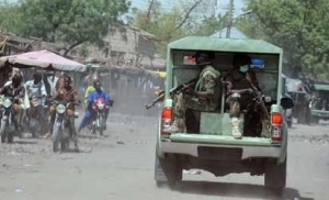 Nigerian Military Kills 2 Suicide Bombers In Borno