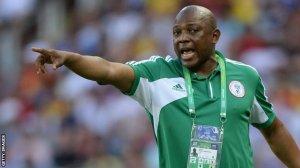 Nigerian Super Eagles Head Coach, Stephen Keshi Sacked!
