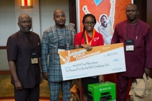 Nigerian Teenager Among Winners Of Microsoft Contest