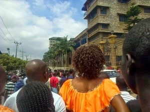 No contravention notice was served on our building before it collapsed - Synagogue