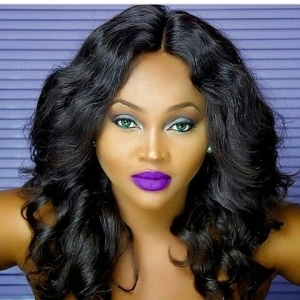 Nollywood Actress, Mercy Aigbe, Looks Fierce In New Photo