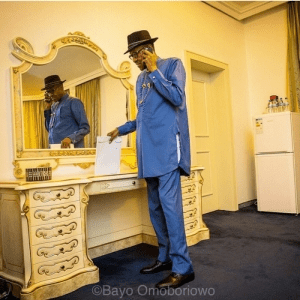 OMG!!! See This Lovely Photo Of Nigeria's President Elect 2015 – General Buhari Looking Stunning!!!