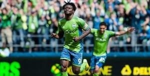 Obafemi Martins Voted MLS Player of the Month for September