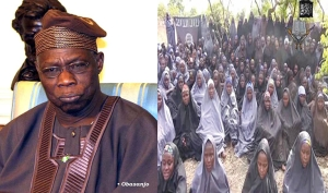 Obasanjo Entitled To His Opinion And Comments On Chibok Girls – FG