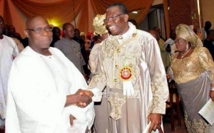 Obasanjo is a father to me and I am his first political son - GEJ