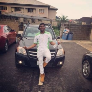 Olamide's Manager, Alexander Okeke Acquires N10m Benz Jeep