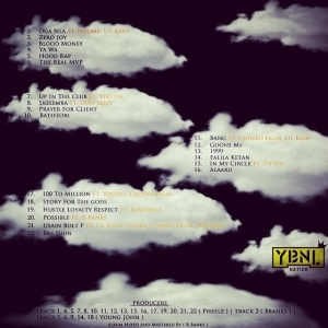 Olamide - Street OT (Tracklisting)