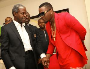 'Olamide is an impressive young man' – Yemi Osinbajo