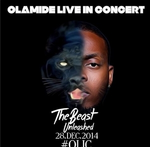 Olamide unveils headliners for Olamide Live In Concert