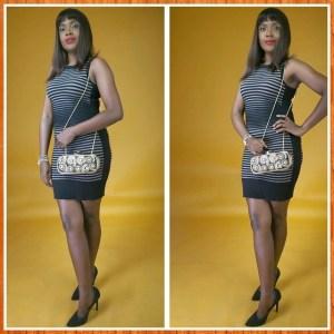Omoni Oboli's Outfit to AY Comedian's '30 Days in Atlanta' Movie Premiere