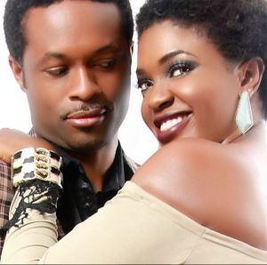 Omoni Oboli and husband celebrate 14th wedding anniversary