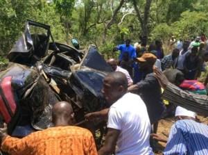 One Dead, 4 Injured In Fatal Accident Along keffi-kafanchan Road, Abuja