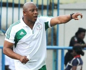 Only The Best Will Play For Eagles – Coach Keshi