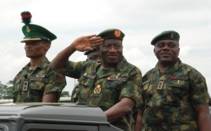Open Letter To President Jonathan By Army Officers