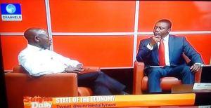 Oshiomole Replies Okonjo-Iweala, Says