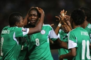Oshoala battles Oparanozie for Caf Women's Player of the Year award